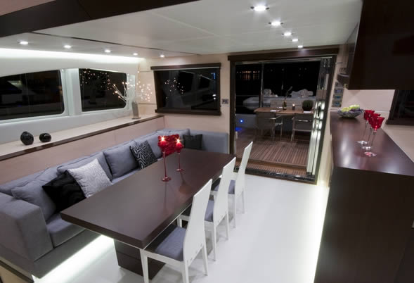 Abuelo Saloon Galley