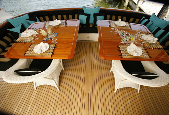 Aspen Alternative Aft Deck