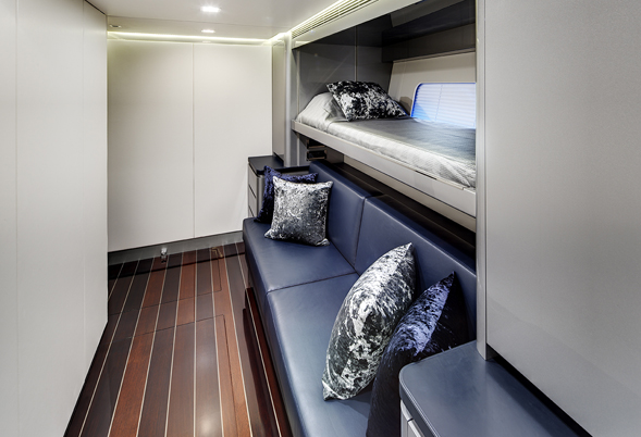 BLISS Master Suite Convertible Berth