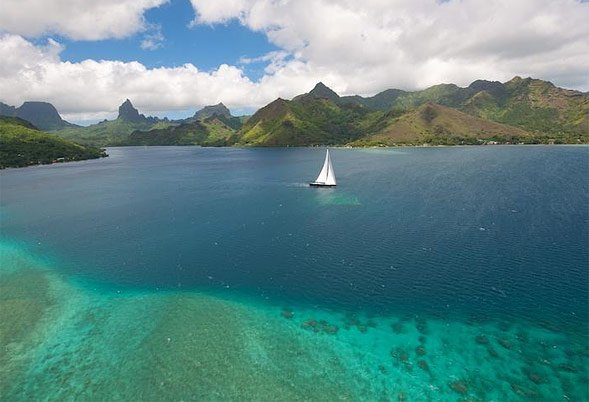 BLISS Underway in Tahiti
