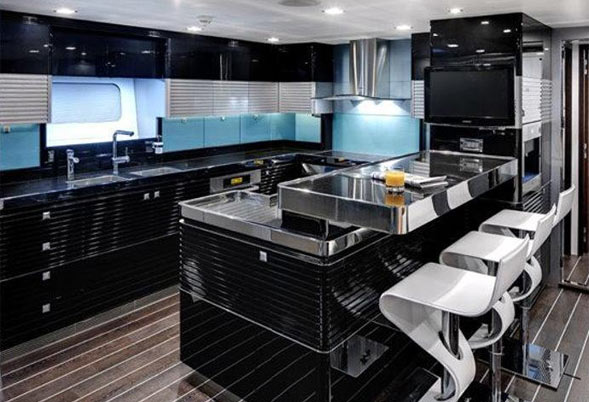 BLISS Galley