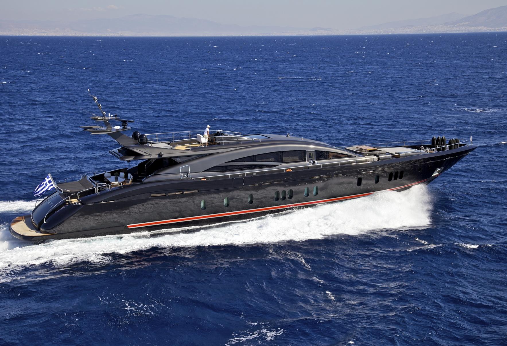 Charter super O'PATI in Greece, Turkey & Croatia  - Luxury
