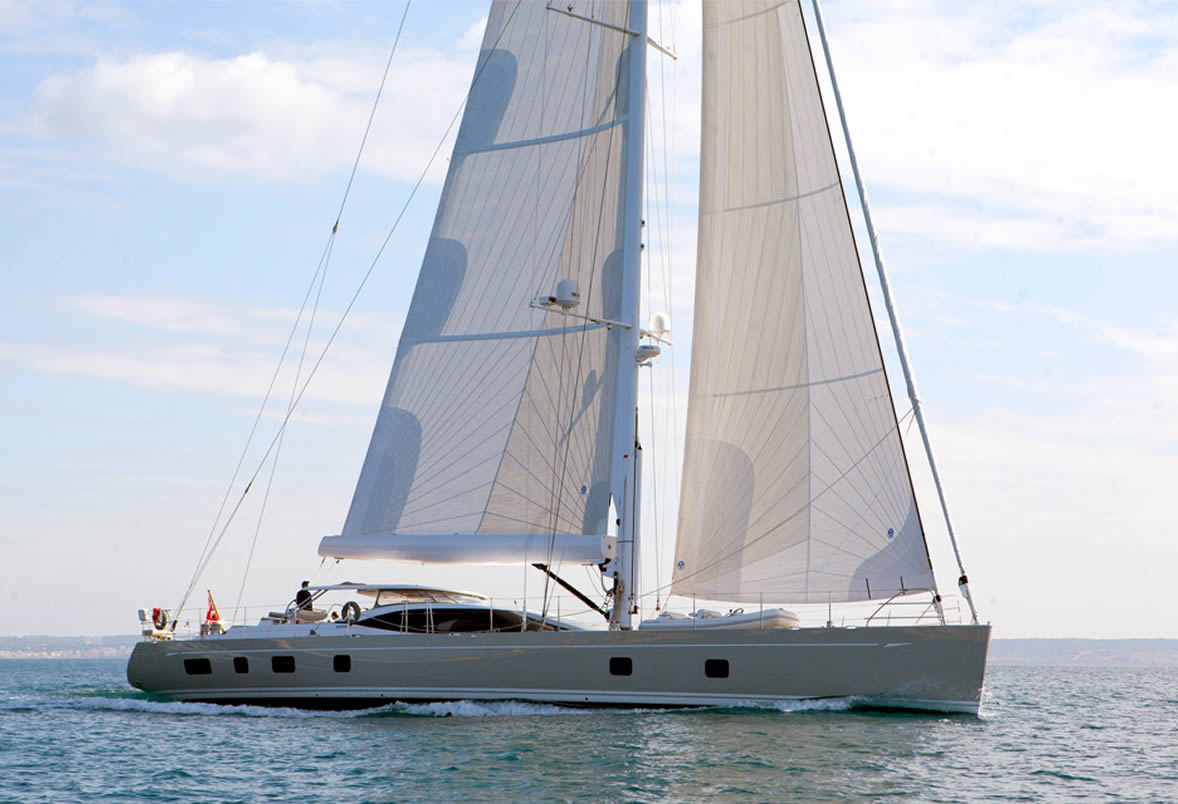 Oyster Sailing Yacht PENELOPE