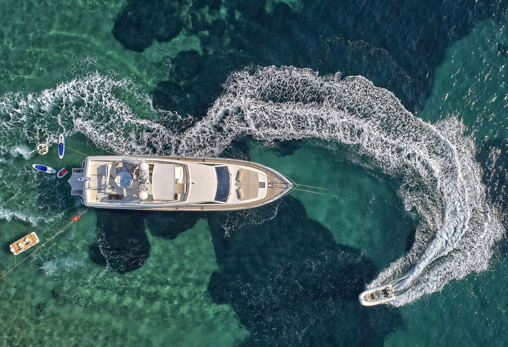 Julie M Motor Yacht Charter In Greece Luxury Charter Group