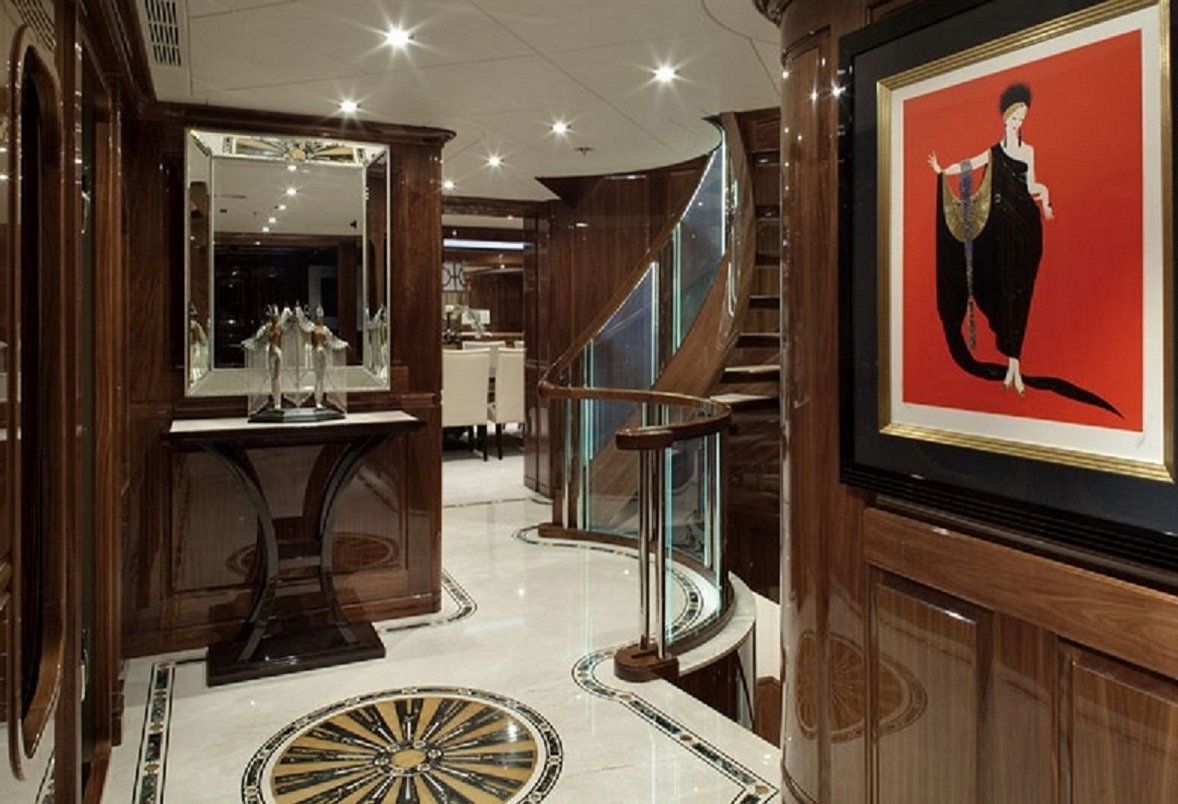 Foyer Luxury Yachts : Charter yacht remember when in the caribbean luxury