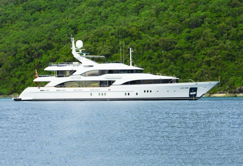 Charter Yacht Sovereign