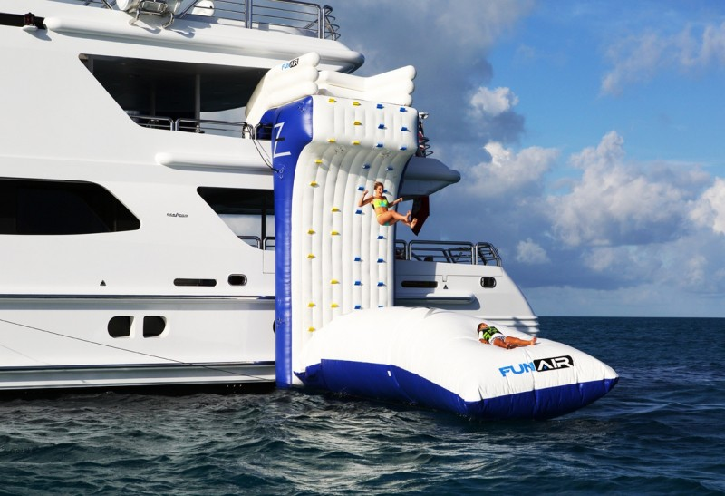 Water Toys For Charter Yachts Monaco Show