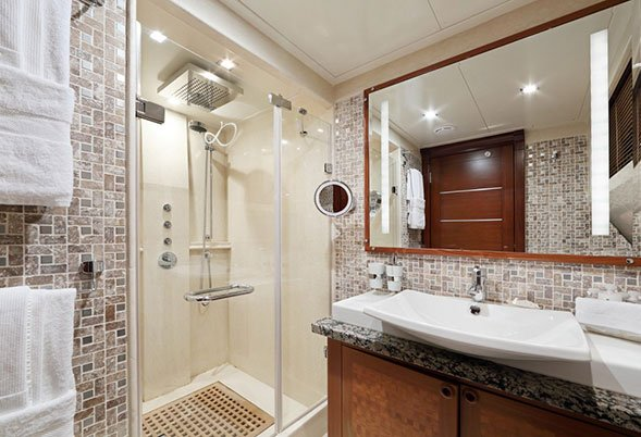 Daima guest bathroom