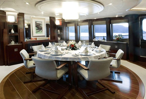 Main Deck Dining Area