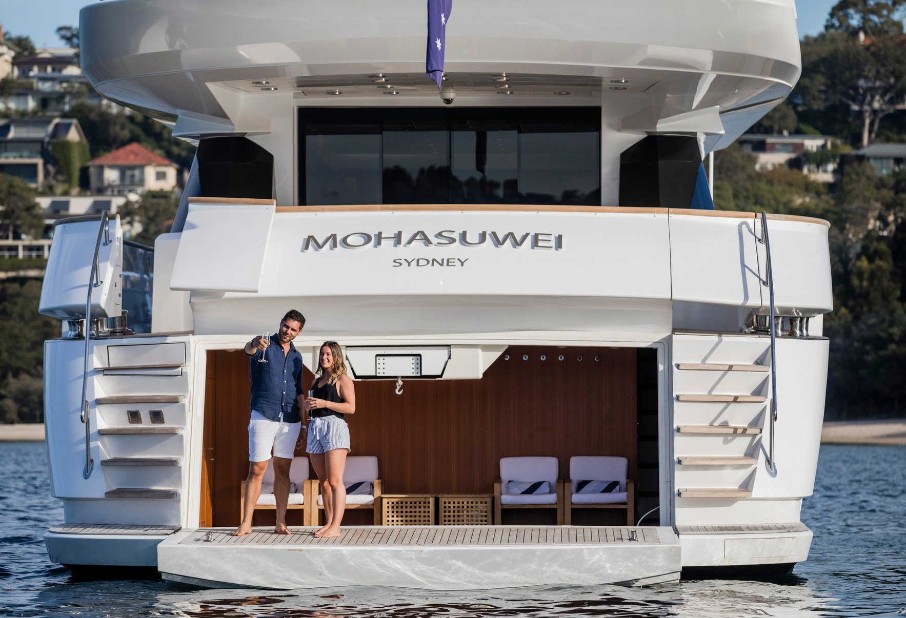 MOHASUWEI Beach Club