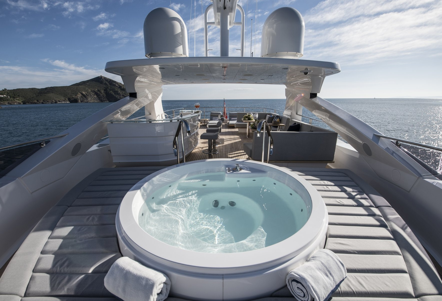 BERCO VOYAGER Jacuzzi