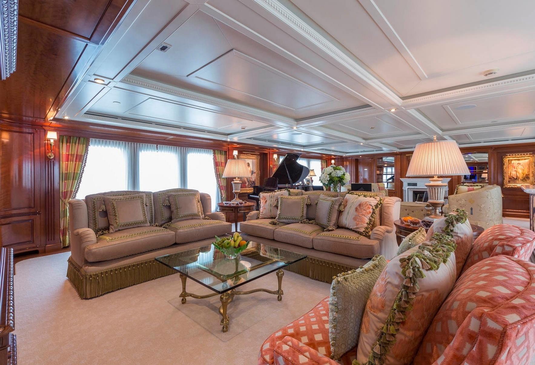 Uno Studio In Nero katharine motor yacht charter - luxury charter group