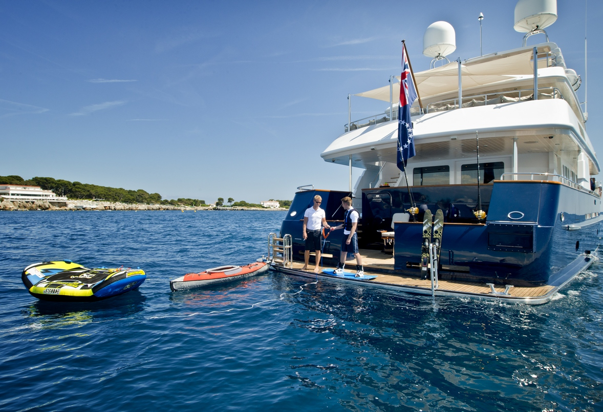 Charter Expedition Motor Yacht Koi In Sardinia Luxury Charter Group