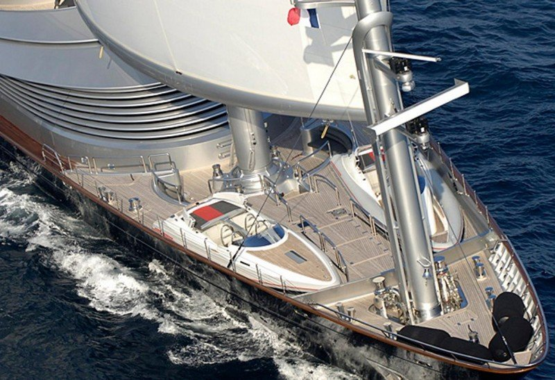 This Incredible Super Cruiser Has A Maximum Speed Of 18 Knots And Range 3000 Nautical Miles At Cruising 14 Making THE MALTESE FALCON