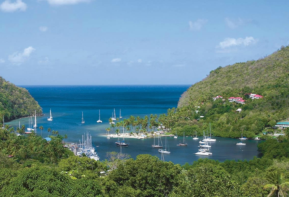 The windward islands luxury yacht charter guide what you for The windward