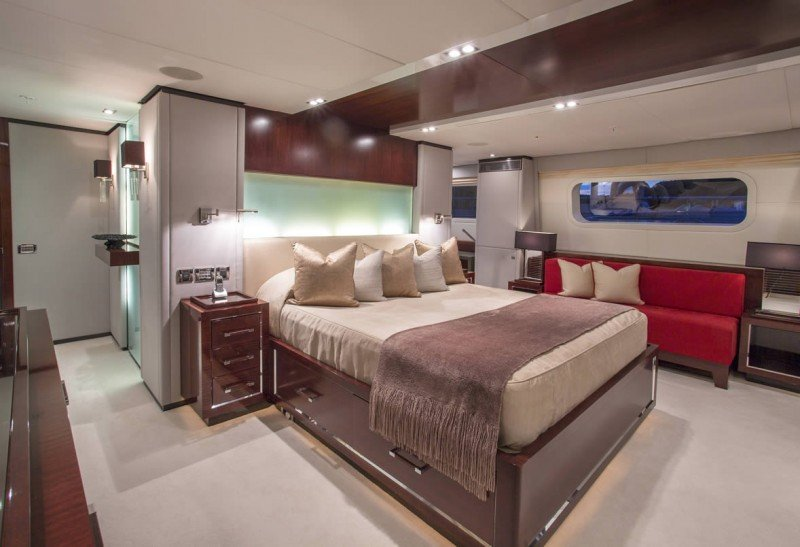 Polly Master Stateroom