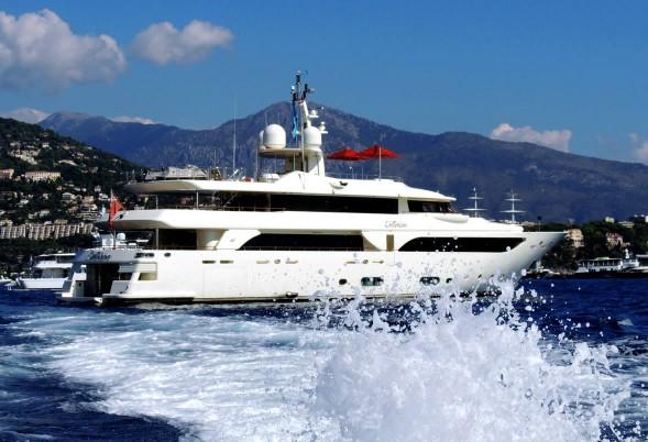 Port d attache des superyachts salon nautique monaco 2014 - Salon du yacht monaco ...