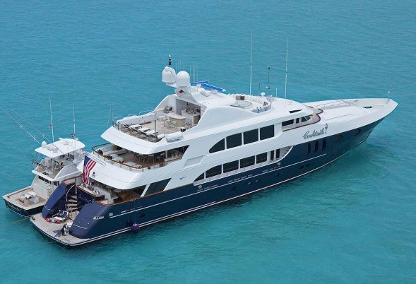 COCKTAILS Special Charter Rate in the Caribbean