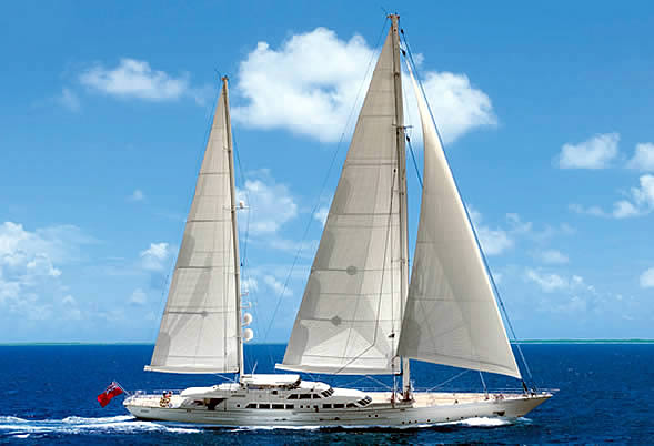 Last opportunity to charter FELICITA WEST, and dine alfresco this Christmas in the Caribbean