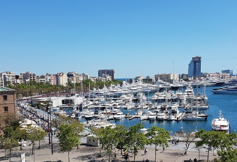 Highlights from the May 2018 Superyacht Show in Barcelona