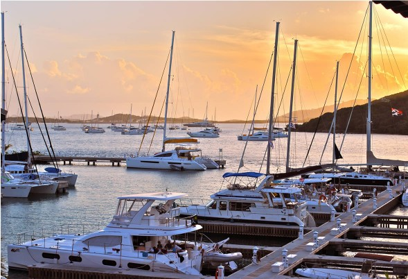 See you at the BVI Charter Yacht Show!