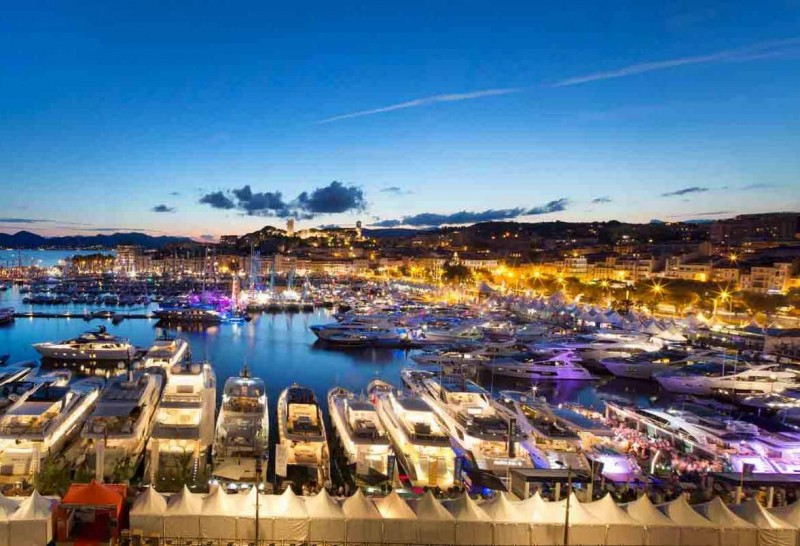 Highlights of the 2019 Cannes Yachting Festival