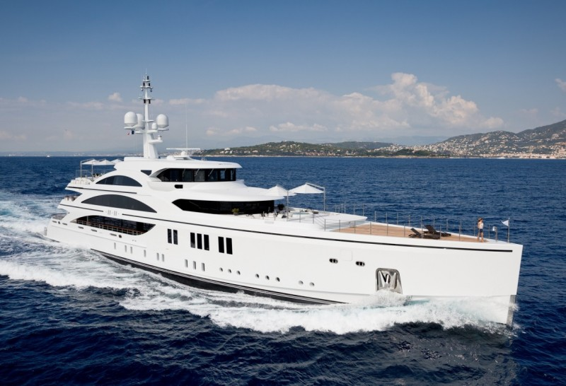 Charter the Exquisite & Extraordinary 11.11 in the Caribbean