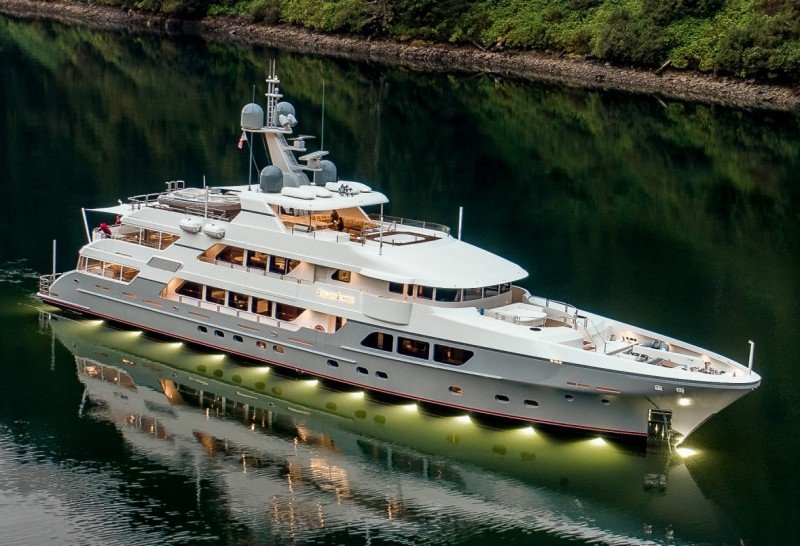 Succumb to the allure of luxury charter yacht ENDLESS SUMMER