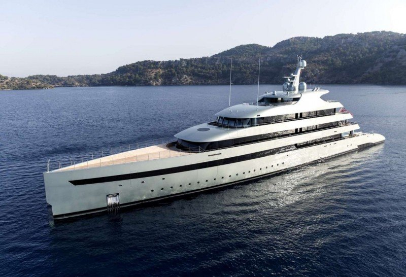 Eco-friendly luxury megayachts available for charter