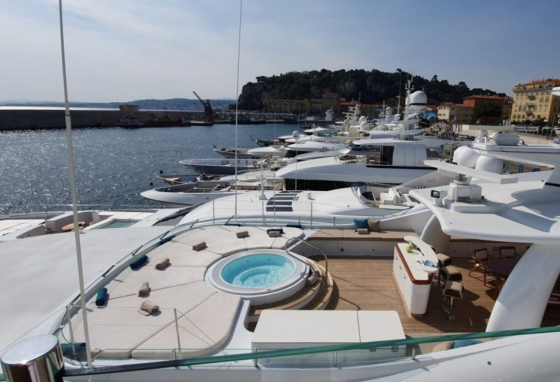 Luxury Charter Yacht Highlights at the Nice ECPY Charter Show