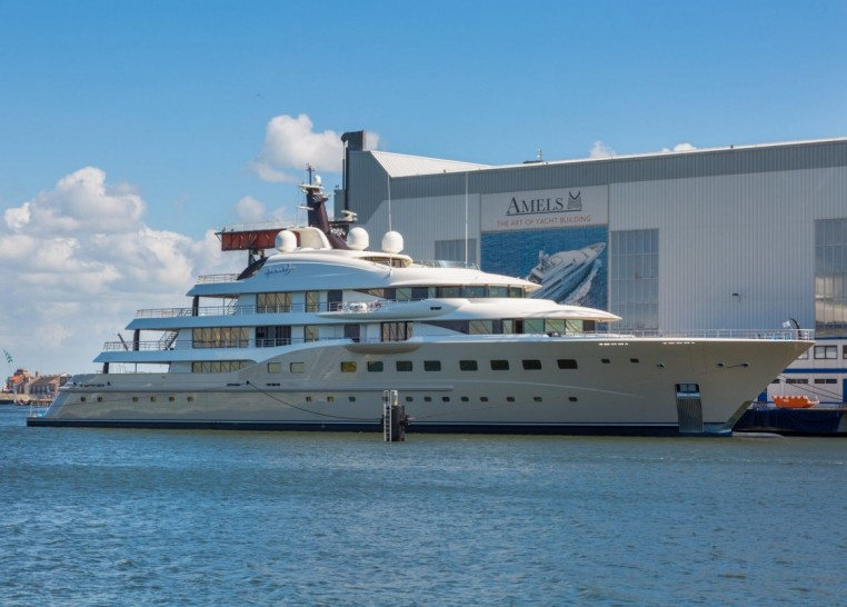 Charter yacht brands to know: AMELS