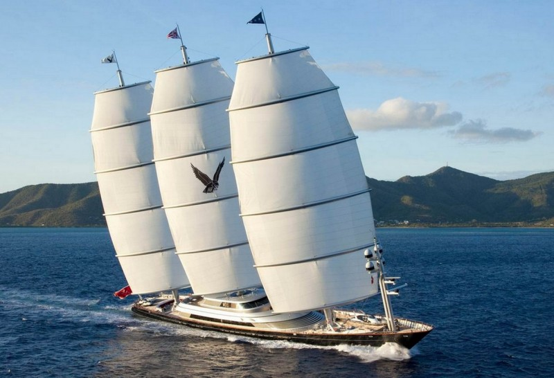 An icon improved – MALTESE FALCON has emerged and is back in charter