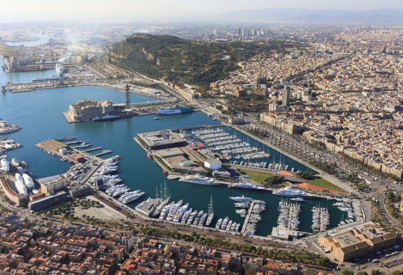 Barcelona beckons for the 2017 Luxury Charter Show
