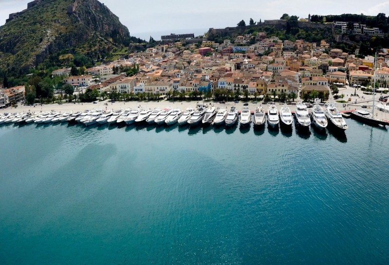 Highlights of the 2019 Greek Charter Yacht Show