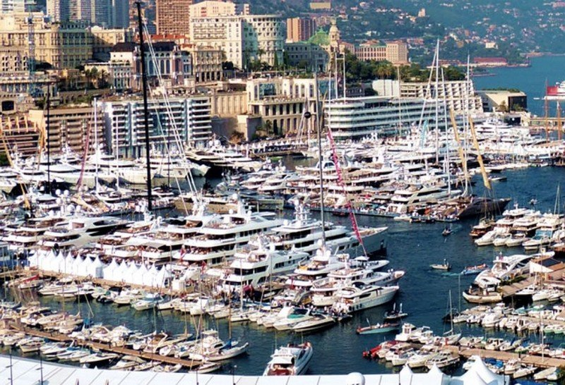 Meet you at the Mega Yacht Monaco Show