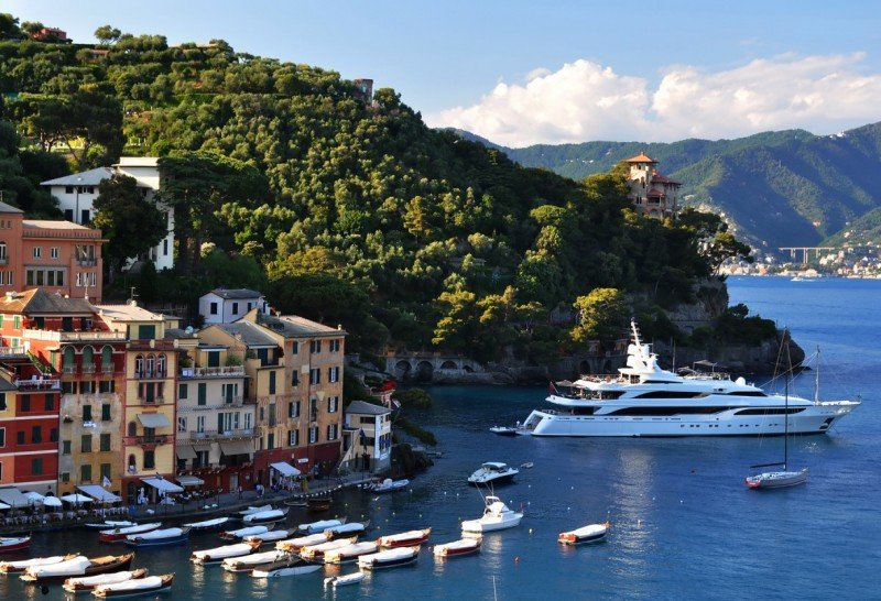 9 Highlights of a Luxury Ligurian Yacht Charter
