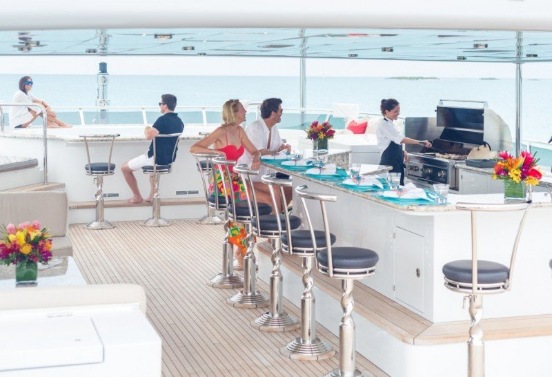 Luxury Charter whets the appetite of Gen Y