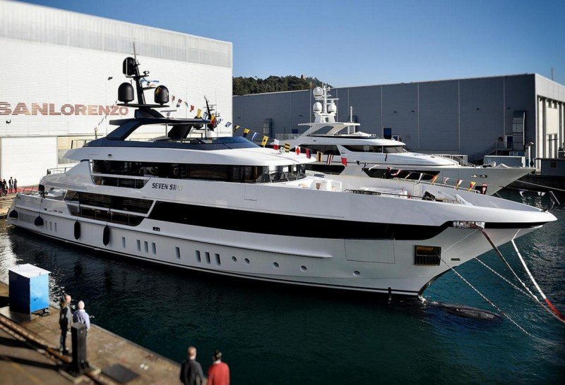 Charter Yacht Brands to Know: Sanlorenzo