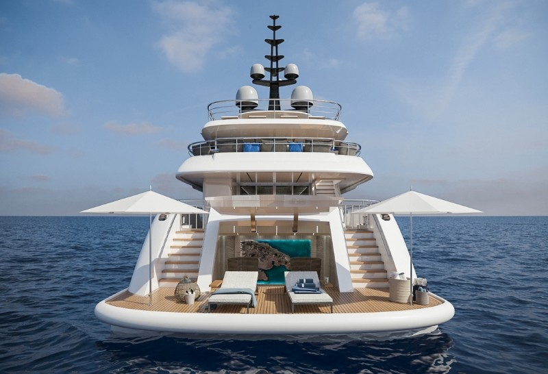 Charter motor yacht STARBURST III in Greece