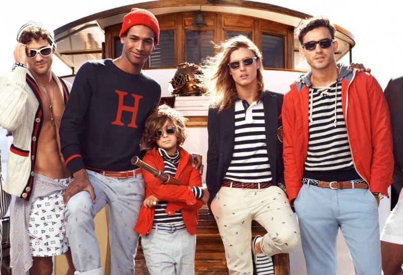 Nautical apparel – what to wear on your next yacht charter