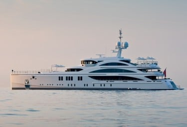 Benetti Superyachts make ideal Charter Yachts