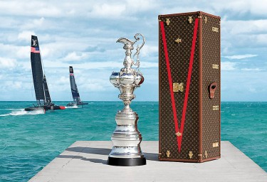 Revel in America's Cup on a luxury charter yacht