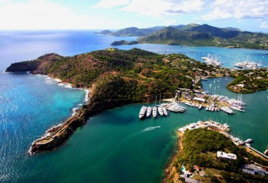 Luxury Charter Group attend Antigua Charter Show