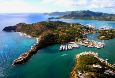 Luxury Charter Group se rend au Salon d'Antigua