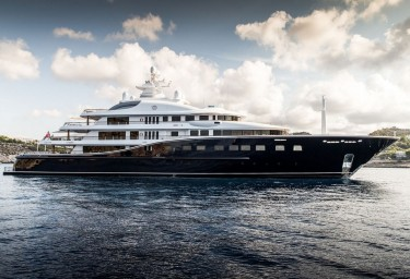 Neptune's Treasure - the World Superyacht Awards