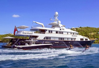 Charter BROADWATER in the Caribbean this Winter