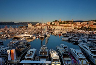 See all the luxury at the Cannes Yacht Festival