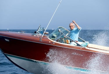 A Tribute to Carlo Riva, Founder of Riva Yachts