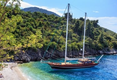 Croatia:  Charter A Luxury Gulet in June or July 2018