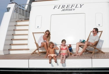 Five Family-Friendly Luxury Charter Yacht Destinations